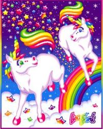 lisa frank Unicorns