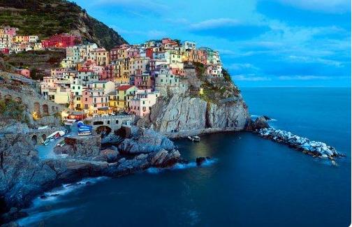 Clinque Terre, Italy